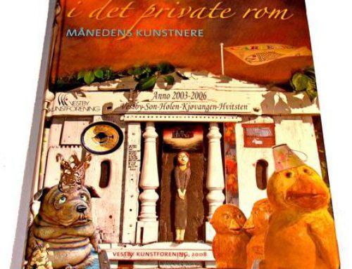I DET PRIVATE ROM – en helt spesiell kunstbok