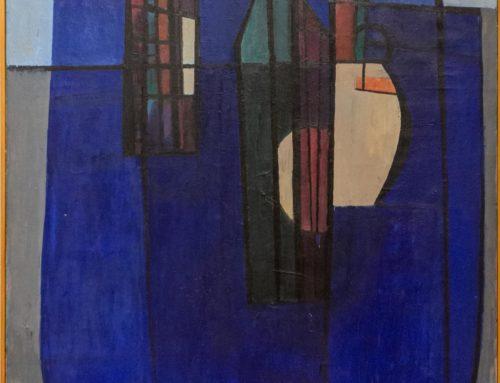 Salgsutstilling Tore Magnus Haaland (1918-2006) på Galleri 2×1