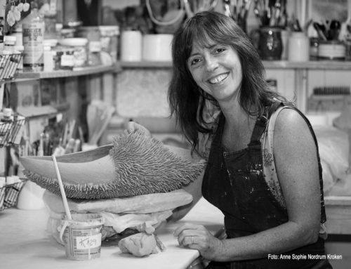 Om Silvia Mc Loughlin – keramiker